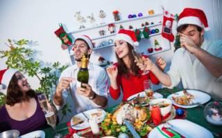 Развлечения на новый год для семьи: провести новогодний праздник