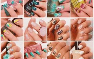 Дизайн ногтей фото 2016 новинка