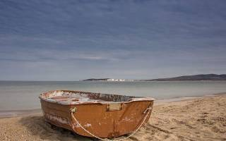 Какое море в Болгарии название
