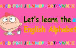 Английский алфавит для детей 1 го класса