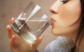 Можно ли похудеть на воде, водяная диета для похудения на неделю