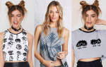 Что сейчас модно из одежды для подростков, лук для девочки 12 лет