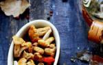 Как солить грибы лисички?