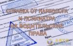 Что проверяет нарколог для водительского удостоверения, фото на медицинскую справку