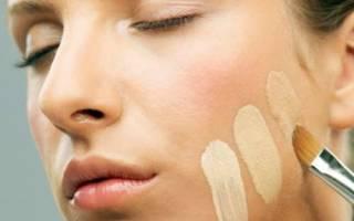 Чем наносят тональный крем на лицо, как правильно наложить тон?