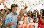 Развлечения для детей на день рождения: конкурсы на др дома