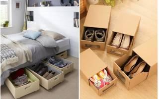Как хранить обувь если мало места: хранение сапог в гардеробной