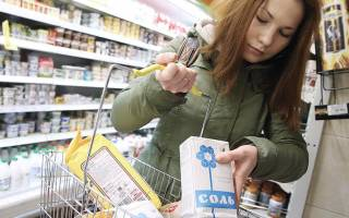 Норма потребления соли в сутки для человека