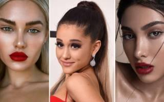 Какие брови в моде в 2019?