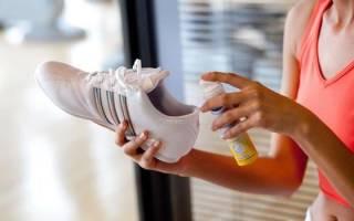 Сколько живет грибок в обуви?