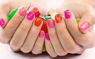 Ногти по фен шуй значение пальцев, что означает маникюр?