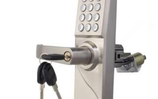 Как закрыть дверь без ключа снаружи