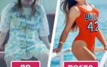 Люди до и после похудения фото: похудела до и после
