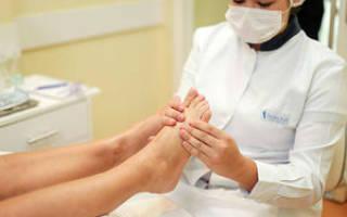 Грибок ногтей к какому врачу обратиться