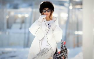 Куртка зефирка с чем носить