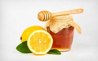 Лимон с медом для похудения