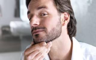 Форма бороды у мужчин по типу лица