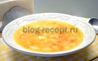 Гороховый суп пошаговый рецепт с фото