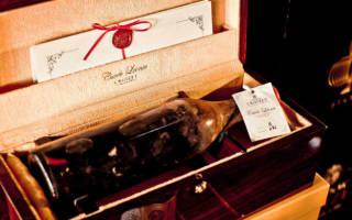 Самый дорогой армянский коньяк, элитный бренди