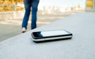 Как найти потерянный телефон если он выключен?