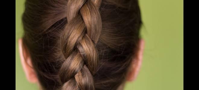 Коса наоборот как плести пошаговая инструкция: как заплести колосок наизнанку?