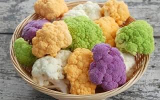 Как варить цветную капусту свежую пошаговый рецепт?