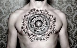 Мандала тату эскизы и значение: mandala tattoo