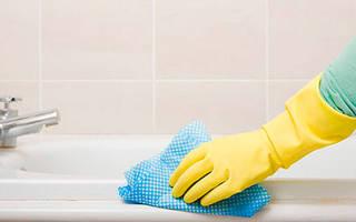 Чем отмыть очень грязную ванну?