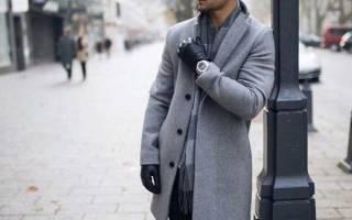 Мужской стиль на зиму, мода для мужчин 2018