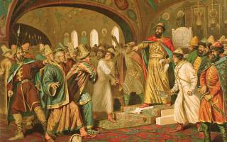 Татаро монгольское иго на Руси дата