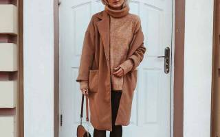 Луки на зиму для девушек, фото верхней одежды для женщин