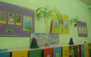 Картинки про детский сад для оформления: раздевалка в ДОУ