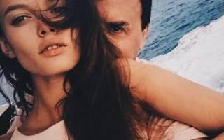 Лиза адаменко и Валентин Иванов, 17 летней