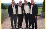 Что одеть на свадьбу мужчине гостю – парень в свадебном костюме