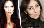 Марина хлебникова фото до и после пластики