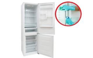 Как отмыть холодильник внутри в домашних условиях?