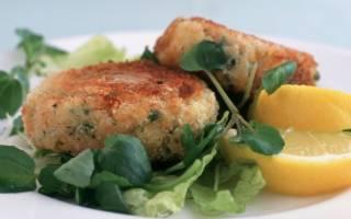 Рыбные котлеты от Юлии Высоцкой рецепт, фарш трески что приготовить