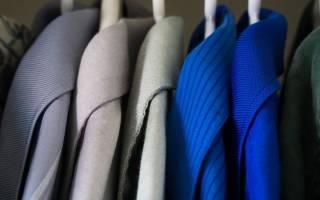 Как чистить пальто в домашних условиях?