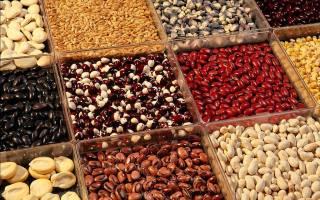 Сколько хранится фасоль сухая, какие продукты не имеют срока годности?