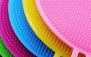 Чем лучше мыть посуду губкой или тряпкой, силиконовая мочалка