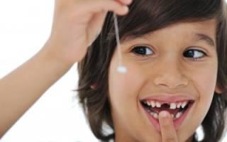 Все ли зубы у детей молочные?