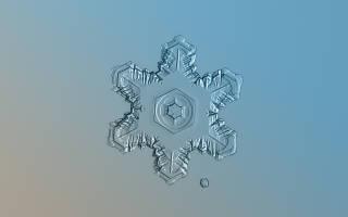 Как выглядят снежинки: Алексей клятов