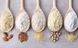 В какой муке нет глютена — чем заменить клейковину в рецепте?