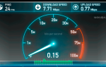 От чего зависит скорость интернета на компьютере?