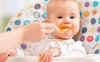 Питание 6 месячного ребенка на искусственном вскармливании, прикорм 6 месяцев