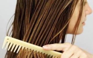 Как часто нужно расчесывать волосы?