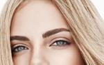 Как подобрать цвет бровей под цвет волос?
