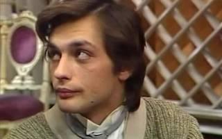 Актер Александр домогаров личная жизнь — Наталья сагоян