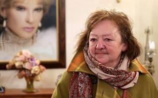 Мария Борисовна королева дочь гурченко