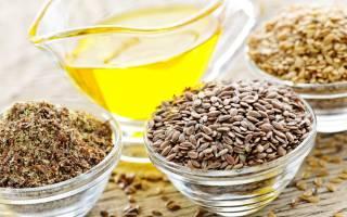 Каша из семян льна польза и вред – льняная мука при грудном вскармливании